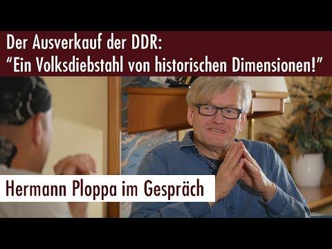 """""""Ein Volksdiebstahl von historischen Dimensionen"""" – Hermann Ploppa im Gespräch (18.11.2017)"""
