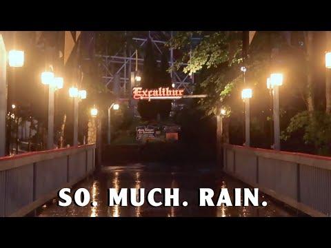 Putting The 'Splash' In Funtown Splashtown USA: Coaster Vlog #300