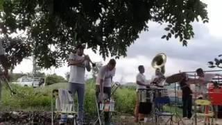 Tamborazo Alterado de la Huerta Jalisco.