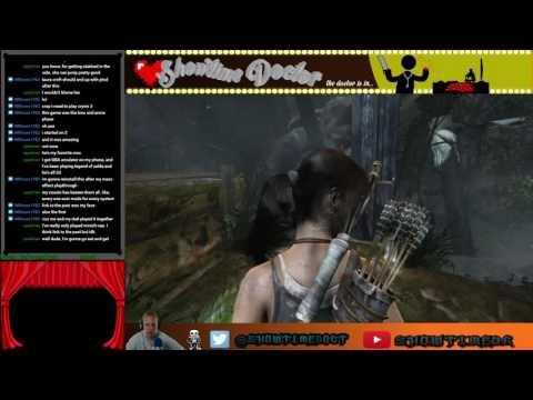 Showtimedr plays Tomb Raider GOTY edition (Part 5) |