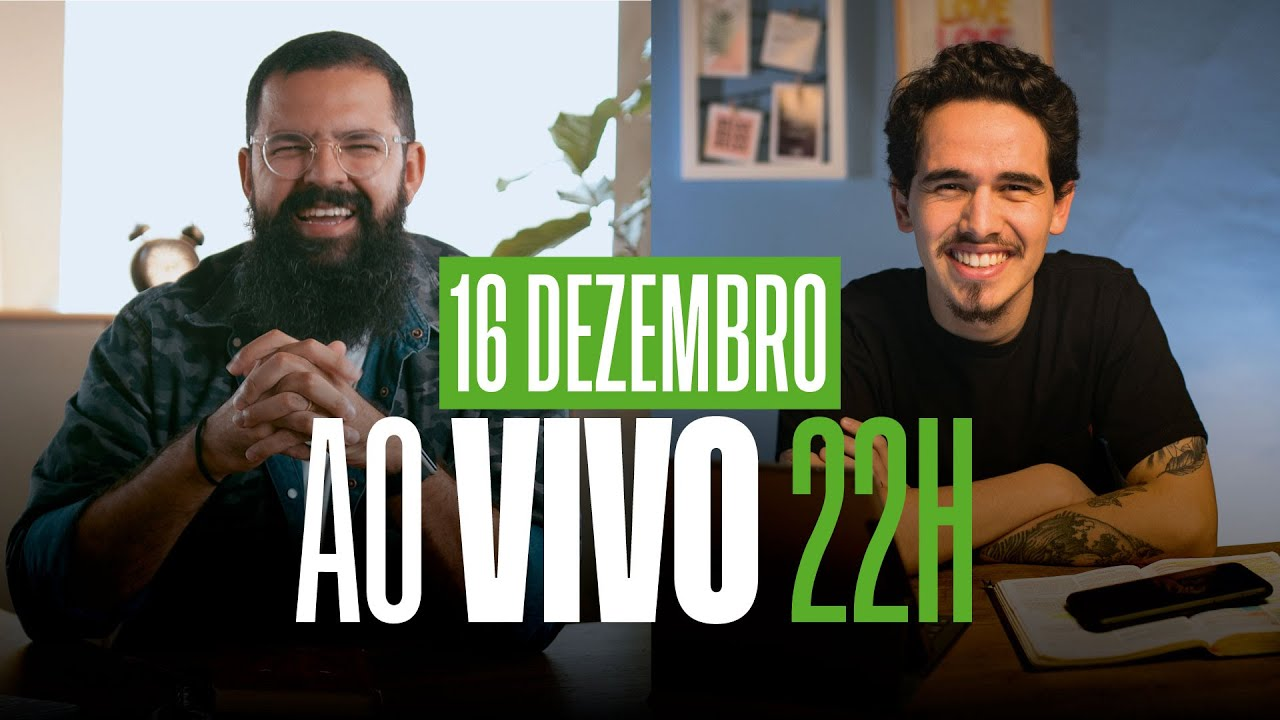 CULTURA DO DISCIPULADO - ? AO VIVO ? - Douglas Gonçalves & Alessandro Vilas Boas