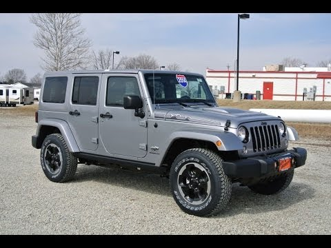 2014 jeep wrangler unlimited sahara polar for sale dealer dayton troy piqua sidney ohio 26972t. Black Bedroom Furniture Sets. Home Design Ideas