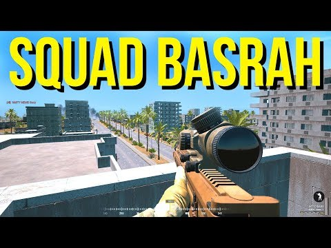 SQUAD PL: Walka w bloku - NAJLEPSZA rzecz na Basrah!