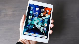 обзор iPad mini 5 и отличия от iPad mini 4. Идеальный компактный планшет?