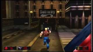 Duke Nukem: Time to Kill - DEMO - PSX / PS1 - Widescreen