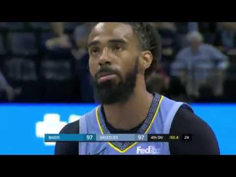 Orlando Magic vs Memphis Grizzlies | March 10, 2019