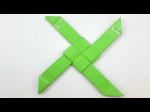 DIY - How to make a great flying pinwheel from paper