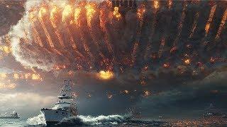 超巨型飞船降临地球,直径超过5百万米,拿地核当燃料! thumbnail
