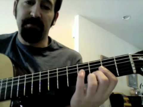 Dont Cry For Me Argentina Fingerstyle Chord Tutorial Section 1