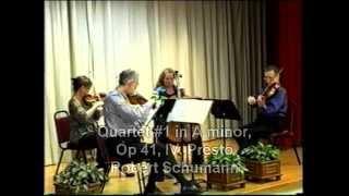 Bristol Village Ohio Enrichment Hour Sampler - Qube, String Quartet