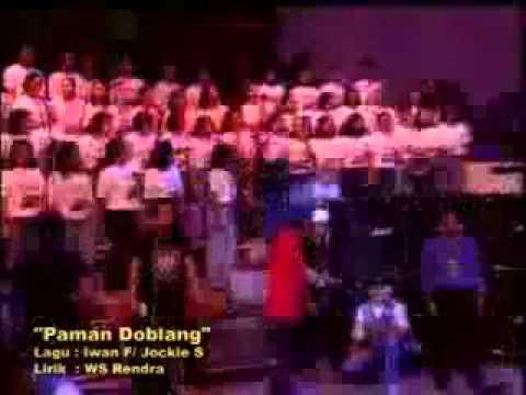 iwan fals - paman doblang (kantata takwa 1998)