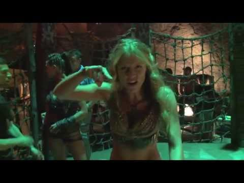 SCORPION KING 4: QUEST FOR POWER - Ellen Hollman Behind-The-Scenes Clip - Official [HD]