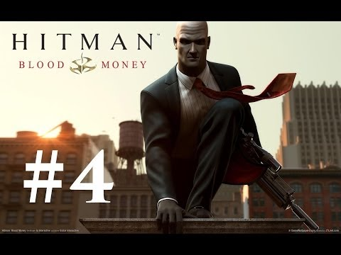 Hitman Blood Money - #4 - ¡¡Pelao QLO wn!!