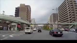 京都市 国道9号線 五条通り 西大路~川端通り
