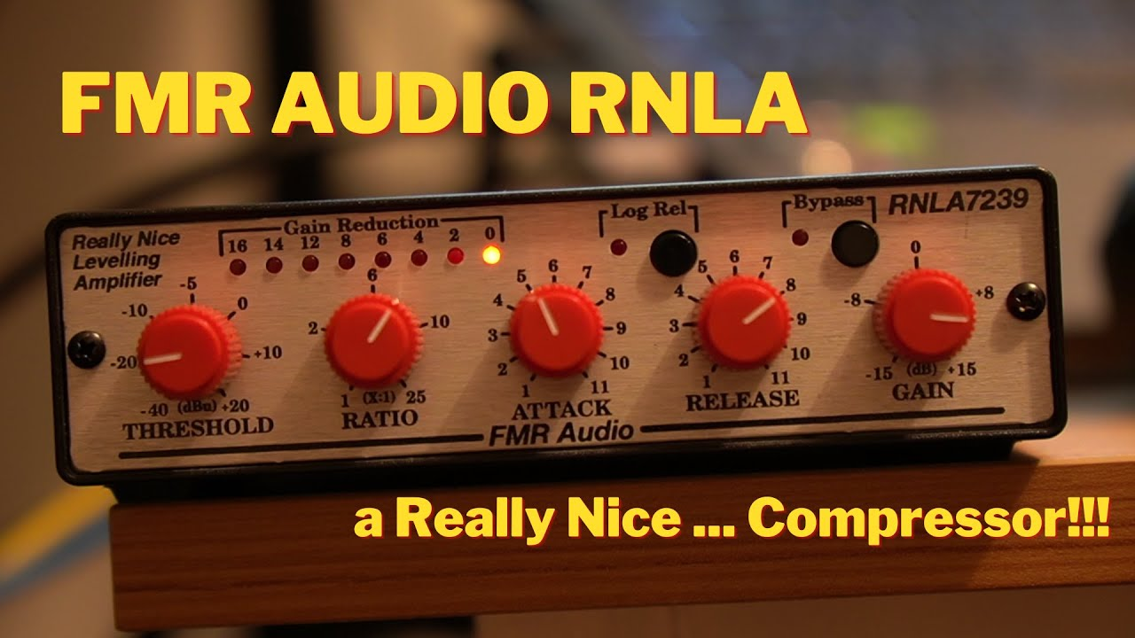Download fmr audio rnla real nice levelling amplifier audio test