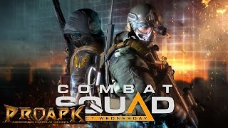 Combat Squad Gameplay Android / iOS (by Counter-Strike developers)