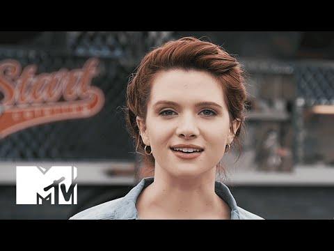 Katie Stevens  5TruthOrDare Challenge  MTV