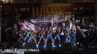 OFFICIAL: UBELT 8 Team Competition, The Finals -  RTU Dance Troupe (ALL CAST)