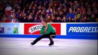 Riverdance on Ice -  Figure Skating Championships 2014