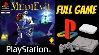 Medievil (PS1) 100% Walkthrough Gameplay All Secrets, Chalices Collected NO COMMENTARY
