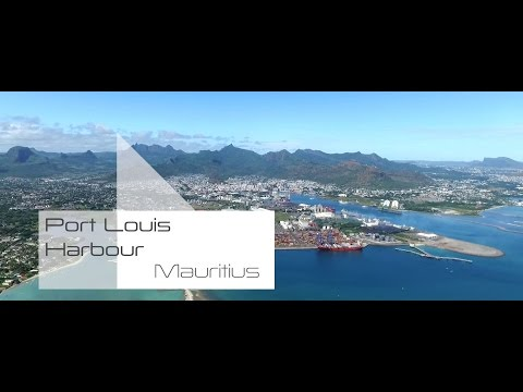 Port Louis Harbour Video