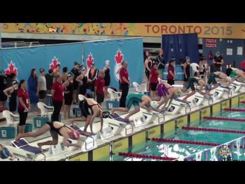 Canadian Junior Swimming Championships 2017