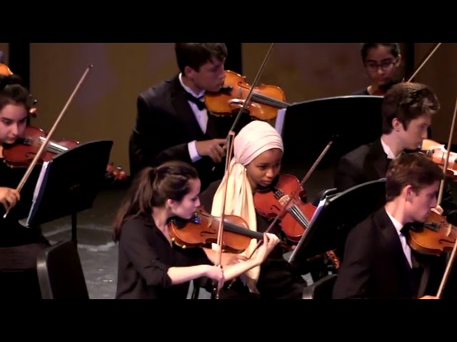 07 DHS Chamber Orchestra–Brandenburg Concerto No  4, Bach