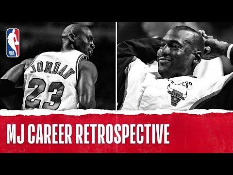 Michael Jordan Career Retrospective