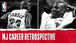 Michael Jordan Career Retrospective