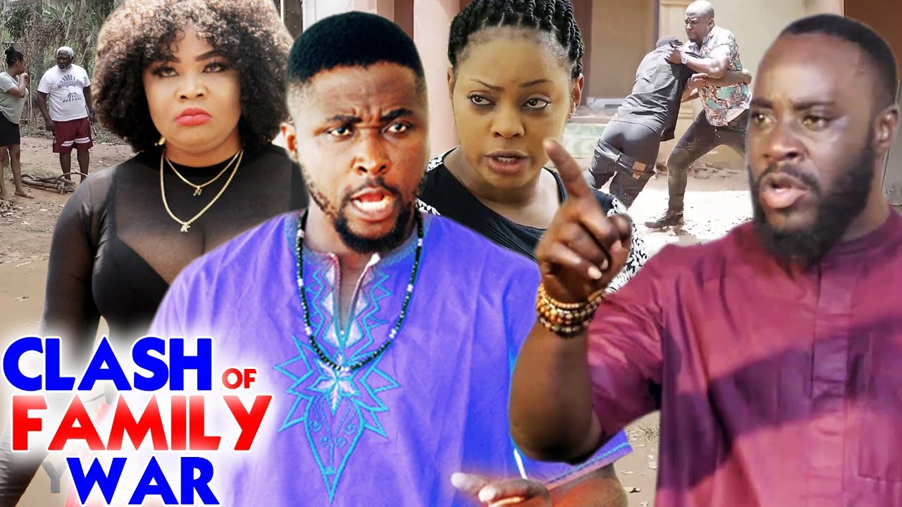 Download Clash Of Family War   3&4 - Onny Michael 2021 Latest Nigerian  Movie