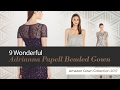 9 Wonderful Adrianna Papell Beaded Gown Amazon Gown Collection 2017