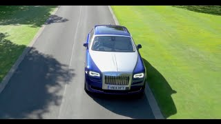 Rolls Royce Ghost: test drive