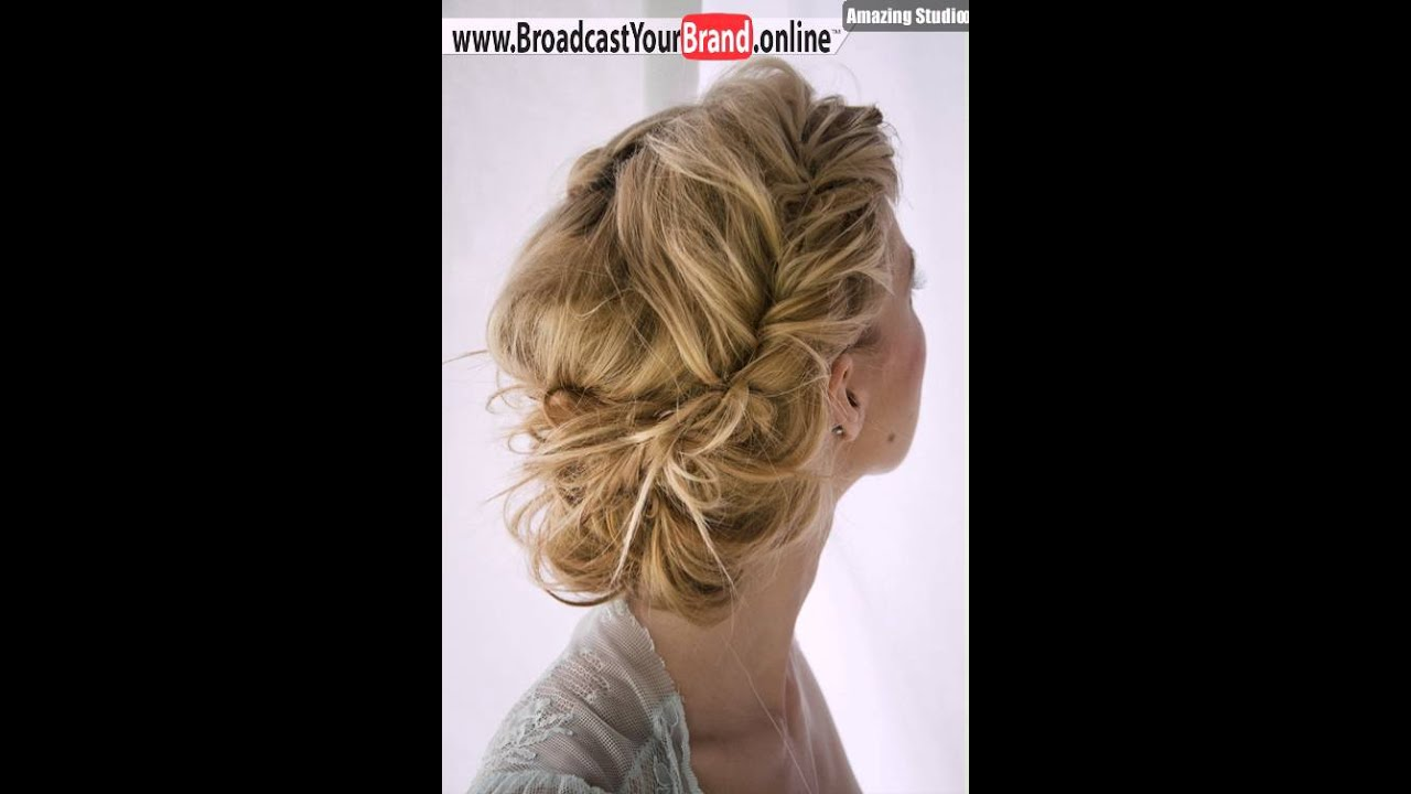 Prom Hairstyles For Long Hair Tumblr - YouTube