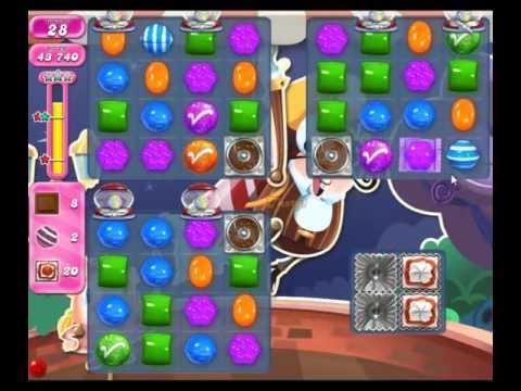 Candy Crush Saga Level 2186 - NO BOOSTERS