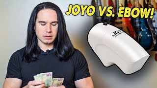 Infinite Sustain on A BUDGET! (Joyo Guitar Sustainer Device Vs. Ebow)