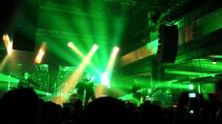Camouflage - I´ll Follow Behind - Live Leipzig @ Greyscale Tour - 02.10.2015