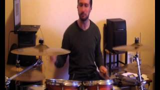 Jesus Culture - When You Walk Into the Room (Bryan & Katie Torwalt) - Drum Cover by DL