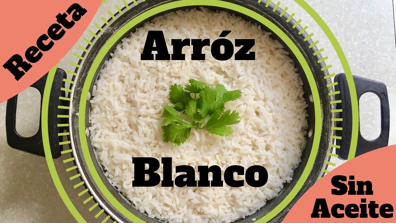 Como cocinar el arroz para dieta