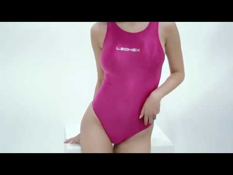 LEOHEX Swimsuit and Tights PINK