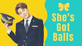 [BTS Jimin FF] She's Got Balls! Episode 4