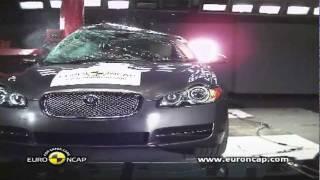 видео Краш тест Jaguar XF