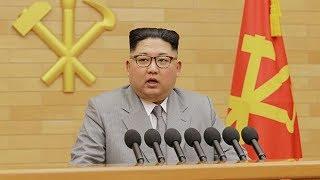 Kim Jong-un makes New Year nuclear threat
