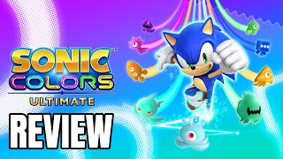 Sonic Colors: Ultimate Review - The Final Verdict (Video Game Video Review)