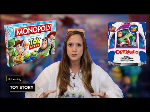 Spoiler Lab: Monopoly Toy Story