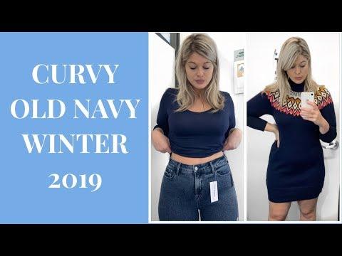 CURVY OLD NAVY INSIDE THE DRESSING ROOM | WINTER 2019. Http://Bit.Ly/2KBtGmj