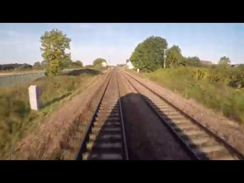 Hull to Piccadilly - the full journey.