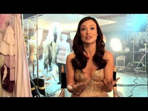 Olivia Wilde Behind-the-Scenes for Revlon's Luxurious ColorSilk Buttercream