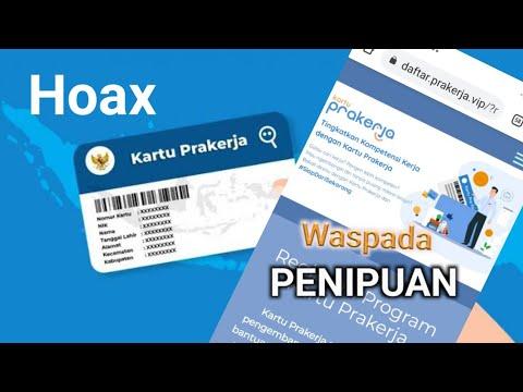 hoax-pendaftaran-kartu-prakerja