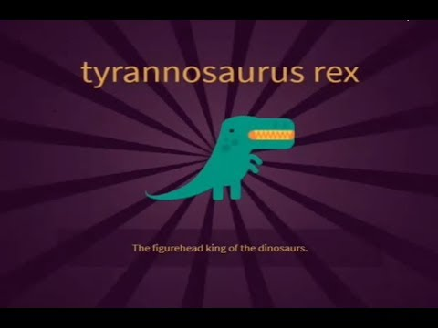 LITTLE ALCHEMY 2- how to make TYRANNOSAURUS REX