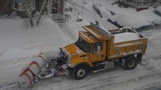 Karda kayan arabalar (transit'in karda imtihanı!)